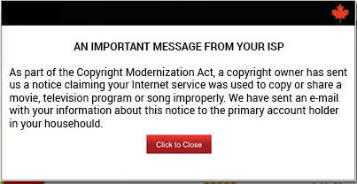 Copyright Modernization Act