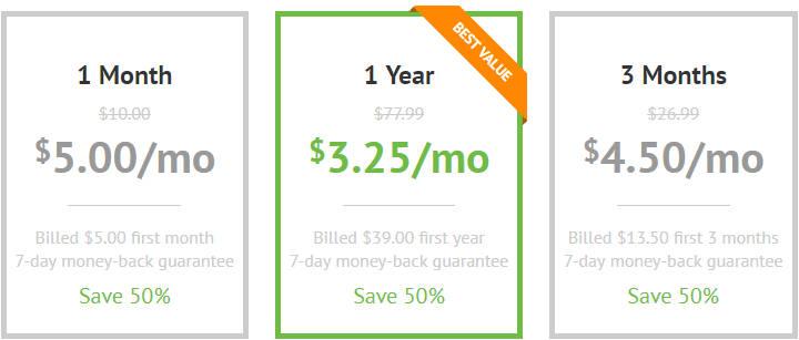 Ipvanish price after Coupon Code - Save 73%