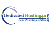 Dedicated Hosting4u screenshot